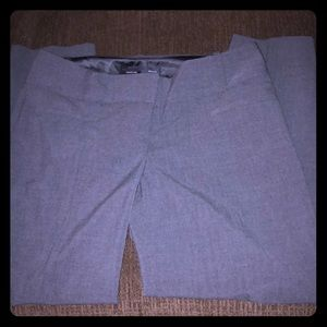 The Limited Drew Fit Crop Fit Pants Size 8 NEW